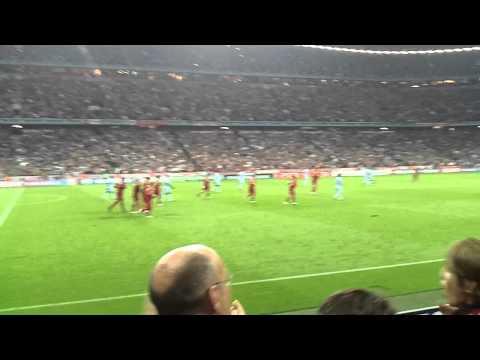 2:0 Bayern München vs. Manchester City / Gomez