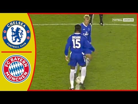Chelsea vs Bayern Munich 4-2 – All Goals & Highlights – 2005 (ENG)