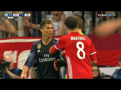 Cristiano Ronaldo vs Bayern Munich HD 1080i Away (12/04/2017)