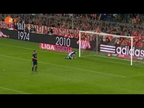 FC Bayern  – Real Madrid Elfmeterschießen | Beckenbauer Abschiedsspiel
