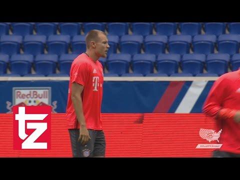 FC Bayern München: Abschluss-Spiel gegen Real Madrid im Rahmen der USA-Reise