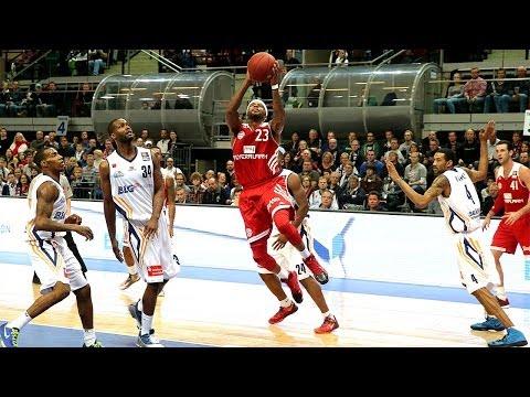 6. Spieltag: Eisbären Bremerhaven vs FC Bayern Basketball 70:77