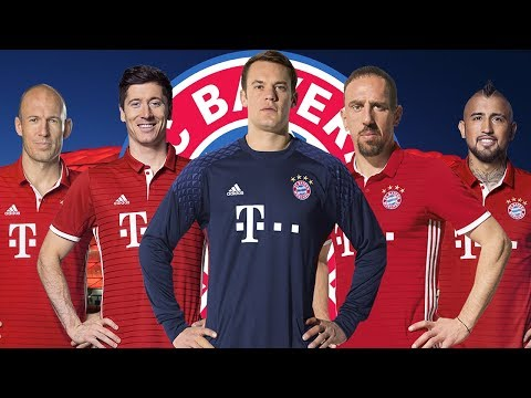 Bayern Munich Players Salaries 2017 – Who Is The Most Received?