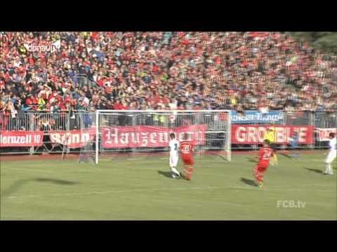 FC Bayern München vs.TSV Regen