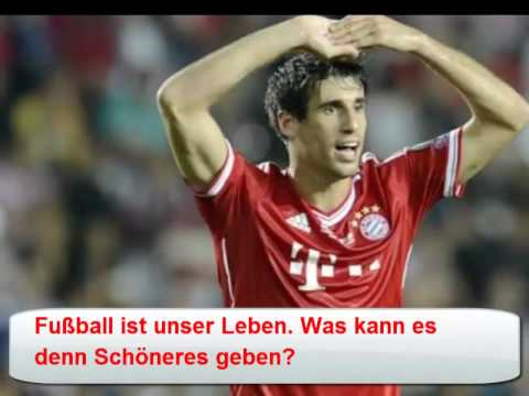 FC Bayern Es geht wieder los (with lyrics)