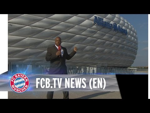 FC Bayern ahead of Manchester City