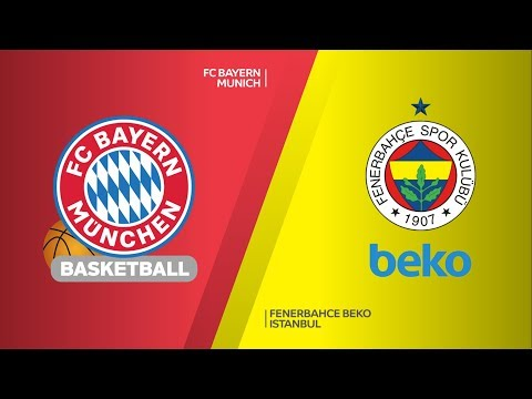 FC Bayern Munich – Fenerbahce Beko Istanbul Highlights | Turkish Airlines EuroLeague RS Round 21