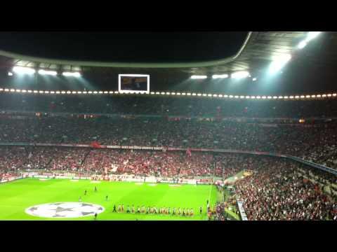 CL FC Bayern vs. Manchester City Aufstellung  27.09.11