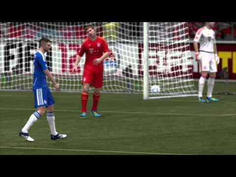 FIFA 12 – Online match 5 – FC Bayern München VS Chelsea – PS3