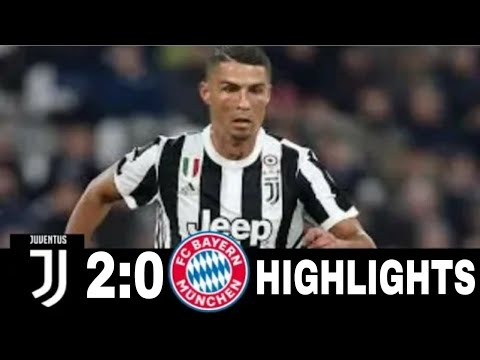 Juventus vs Bayern Munich 26/07/2018 All Goals & Extended Highlights | Cristiano Ronaldo | NIXBLACK
