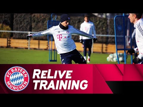 Final FC Bayern Training ahead of Besiktas Istanbul 🇩🇪 | ReLive