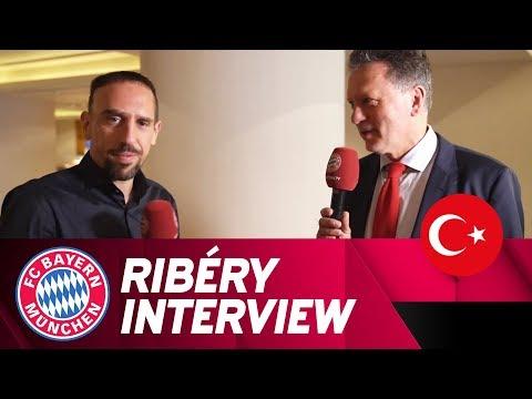 """""""Das wird kein einfaches Spiel!"""" – Ribéry-Interview vor CL-Spiel gegen Besiktas Istanbul"""