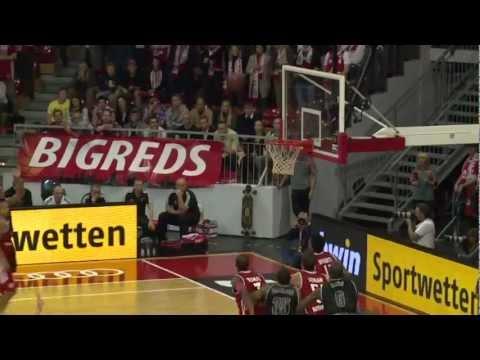 3. Spieltag: FC Bayern Basketball – Artland Dragons (85:87)