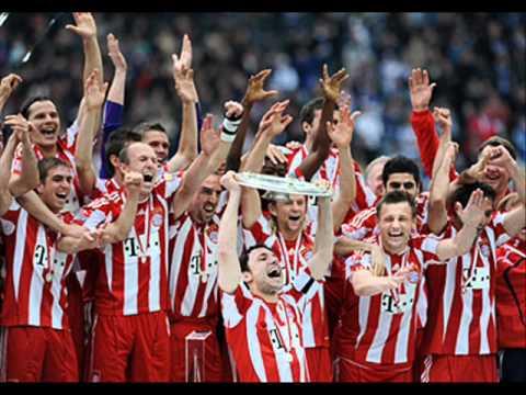 Aber Dich gibts nur einmal für Mich   FC Bayern München