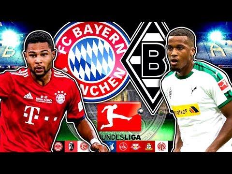FC BAYERN MÜNCHEN – GLADBACH 0:3 06.10.2018 Topps Bundesliga Orakel