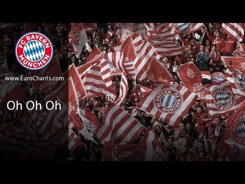 Oh Oh Oh – Bayern Munich chant with LYRICS