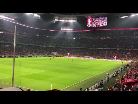 FC Bayern München goal celebration