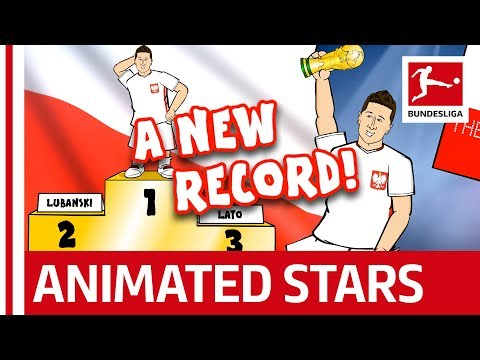 Lewandowski Song: Goal Machine, Graduate and Singer – Powered by 442oons