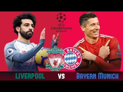 liverpool vs Bayern Munich predicted lineup | UEFA Champions League