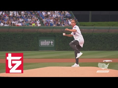 Philipp Lahm spielt Baseball in Chicago – FC Bayern in den USA