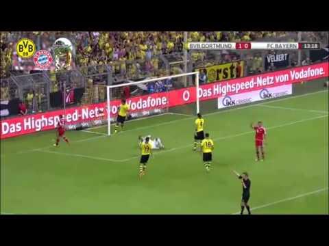 Borussia Dortmund 4-2 FC Bayern Munich SUPERCUP FINAL ( 27-07-2013 )