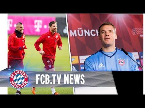 FC Bayern vor Ingolstadt