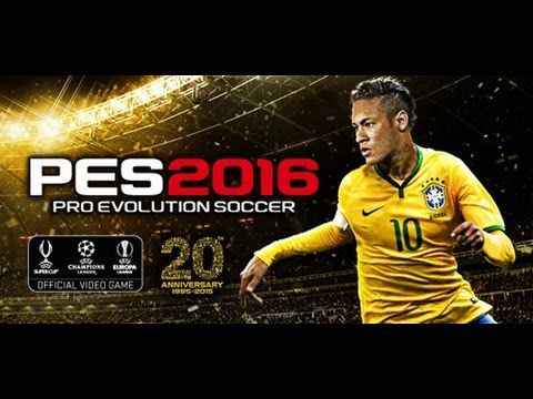 Lets Play – Pro Evolution Soccer 2016 – FC Bayern München – Olympiacos F.C. Highlights