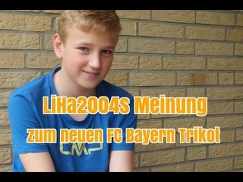 Das neue FC Bayern Trikot 2017/18 – LiHa2004s Meinung