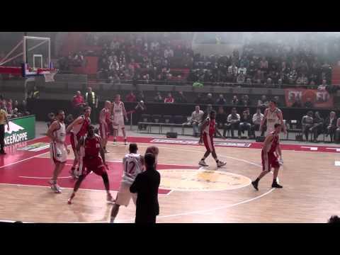 FC Bayern München Basketball gegen Dragons Rhöndorf