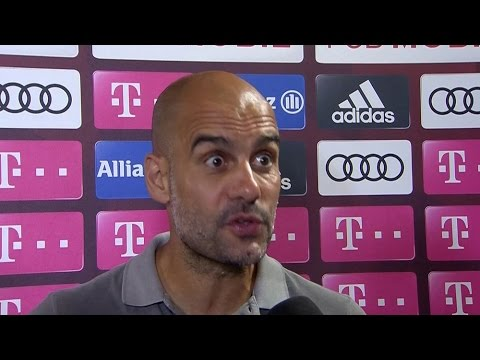 Bayern Munich 1-0 Manchester City – Pep Guardiola Post Match Interview