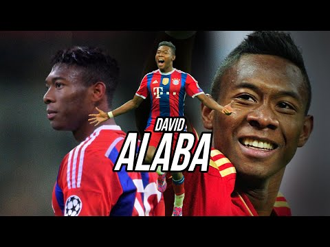 David Alaba – The Samurai – FC Bayern Munich – Goals, Skills & Assists – 2015 HD