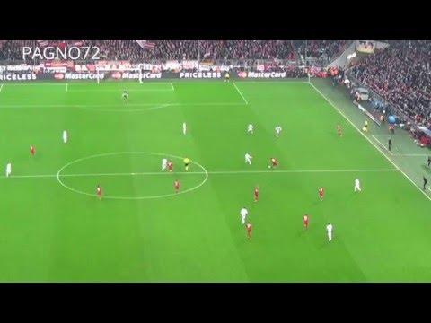 Bayern Munich Vs JUVENTUS Goal  T.Alcàntara 3-2