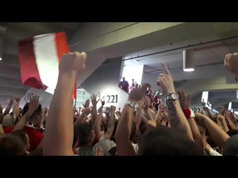Südkurve München singt sich ein / Fc Bayern-Stuttgart