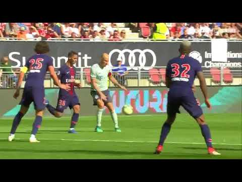 Bayern Munich vs Paris Saint Germain Highlights (July 21, 2018)