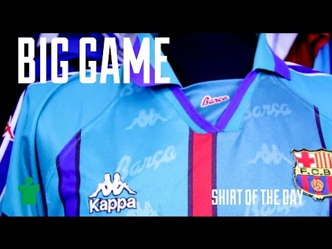 Shirt of the Day – Big Game 'Barcelona vs Bayern Munich'
