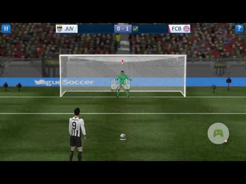Dls 17 Bayern Munich Vs Juventus Penalty shootout