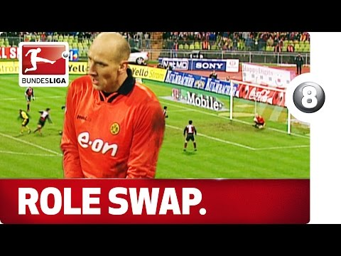 Jan Koller – A Striker Turns Goalkeeper – Advent Calendar 2015 Number 8