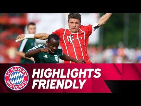 BCF Wolfratshausen – FC Bayern 1:4 | Highlights | Freundschaftsspiel