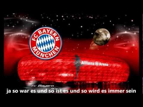 FC Bayern Stern des Südens (Lyrics)