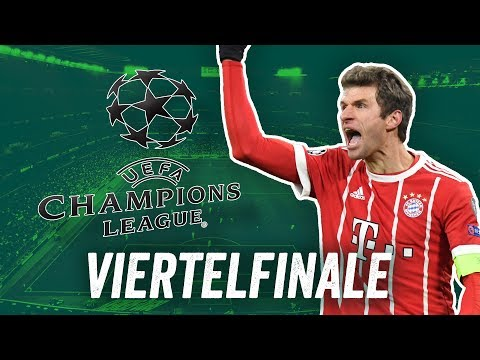 Champions League: FC Bayern vs. Sevilla, beste XI uvm. – Prognose Viertelfinale 17/18