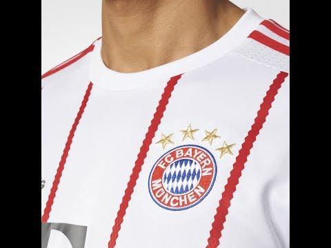 adidas Bayern Munich 2017/18 Third Jersey
