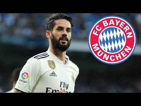 Transfer-Hammer: Bayern München holt ISCO ?!