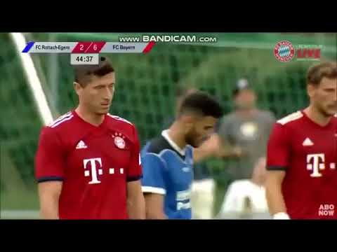 Bayern de Munique 20 x 2 FC Rottach Egern  Gols e Melhores Momentos COMPLETO HD Amistoso 2018