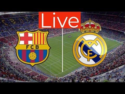 Barcelona vs Real Madrid – HD