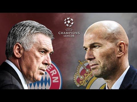 Bayern München vs Real Madrid – Promo UCL 12/04/2017   HD