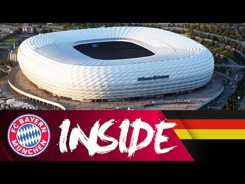 Hinter den Kulissen der Allianz Arena – Teil 1 | Inside FC Bayern