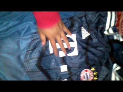Bayern Múnchen Jersey 2014-15 Manuel Neuer CPL