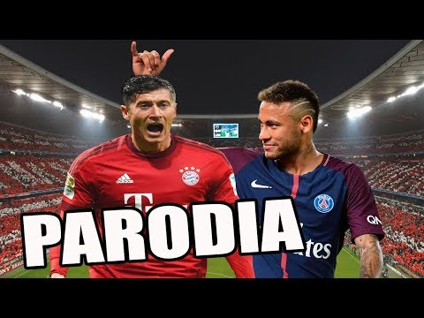 Canción Bayern Munich vs PSG 3-1 (Parodia Bad Bunny – Krippy Kush) RESUBIDO
