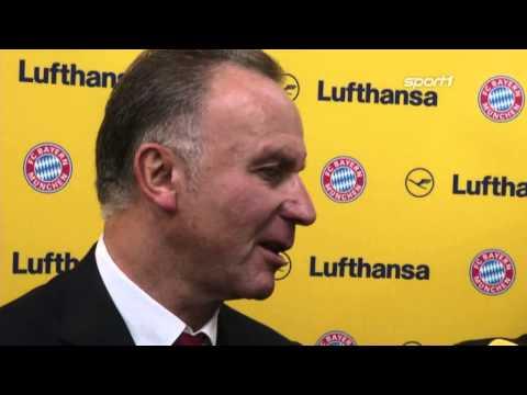 Rummenigge schießt gegen Ibrahimovic! – Manchester City vs. FC Bayern München – SPORT1