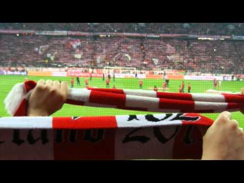 Forever Number One,DFB Pokal Halbfinale FC Bayern München-Borussia Dortmund